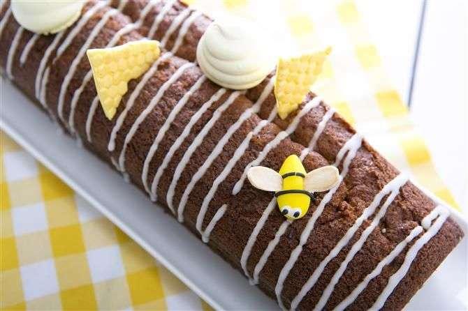 עוגת הדבש החגיגית של ארטייסט