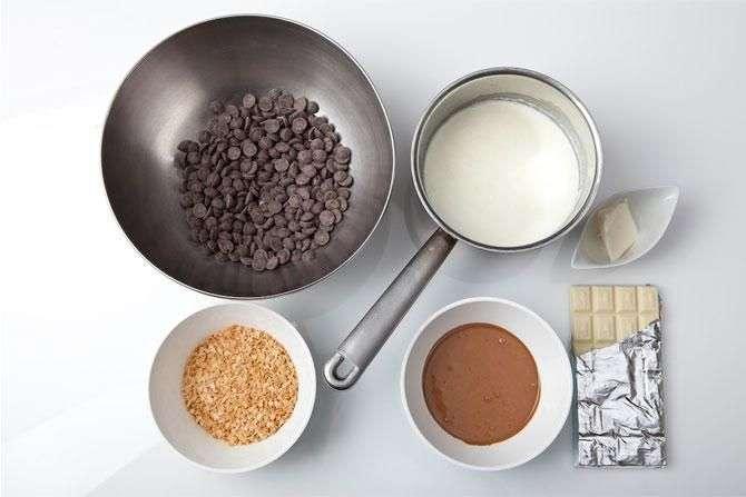 מתכון פטיפור קראנץ' ושוקולד