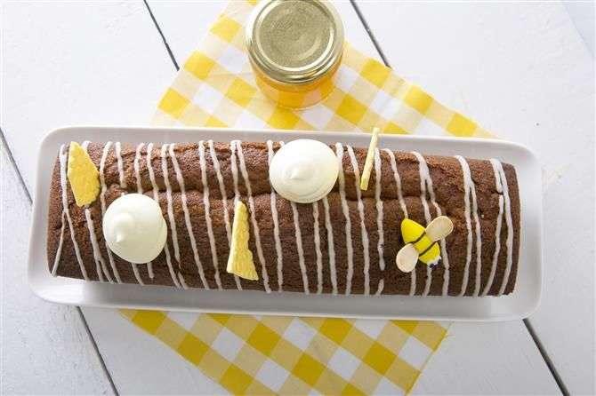 מתכון עוגת הדבש החגיגית של ארטייסט